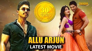 #1 Million Special | Allu Arjun Latest South Dubbed Full Movie with Hindi Songs 2018 | Action Movies width=