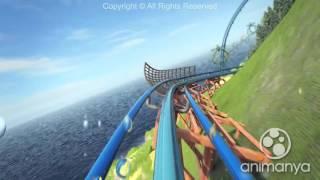 getlinkyoutube.com-ISLAND COASTER 3D 7d cinema