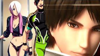 getlinkyoutube.com-The King Of Fighters XIV Full Movie | All Secret Cutscenes in Chronological Order | All Endings