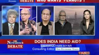 getlinkyoutube.com-Debate: Does India need aid? 1