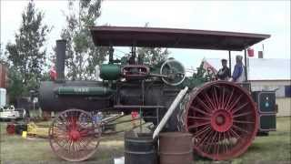 Case 80hp In Steam And Footplate Tour