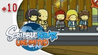 getlinkyoutube.com-Backtracking - Scribblenauts Unlimited (Wii U) w/ Ze - Episode 10