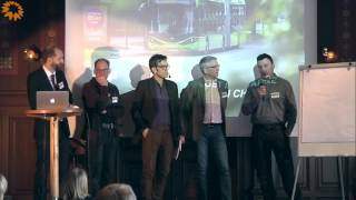 Miljö- och energipolitik som drivkraft för innovationer - Panelsamtal  om goda exempel
