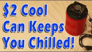 getlinkyoutube.com-$2 COOL CAN Keeps You Chilled!