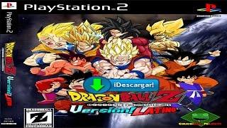 getlinkyoutube.com-Como Descargar Y Grabar Dragon ball Z Budokai Tenkaichi 3 Version Latino Para PS2