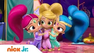 getlinkyoutube.com-Shimmer and Shine 'Full Episodes' (AD) | It's Gonna Be a Great Day | Nick Jr.