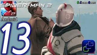 getlinkyoutube.com-The Amazing Spider-Man 2 Android Walkthrough - Part 13 - Episode 4 Get to Somewhere Safe