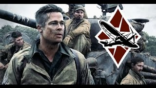 "getlinkyoutube.com-what if the movie ""Fury"" was a War thunder match (there is a better version)"