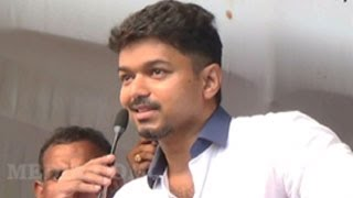 getlinkyoutube.com-Actor Vijay's Latest Emotional Speech