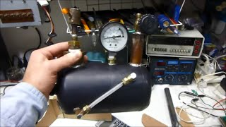 getlinkyoutube.com-Building My New Safe DIY Boiler From a Propane Tank