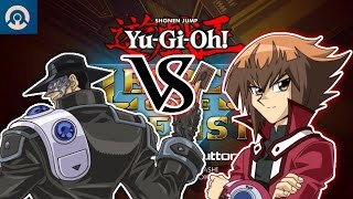 getlinkyoutube.com-Yu-Gi-Oh! Legacy Of The Duelist Playthrough - Jaden VS Titan