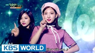 getlinkyoutube.com-TWICE (트와이스) - 1 TO 10 [Music Bank COMEBACK / 2016.10.28]