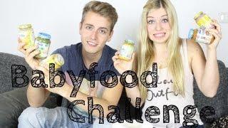 getlinkyoutube.com-Babyfood Challenge - BibisBeautyPalace