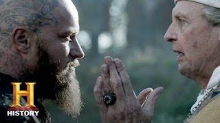 getlinkyoutube.com-Vikings: Ragnar is Baptized (Season 3, Episode 9)   History