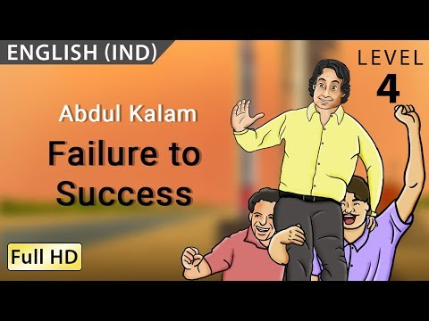 Abdul Kalam, Failure to Success: Learn English - Story for Children &quot;BookBox.com&quot;