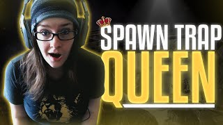 getlinkyoutube.com-Spawn TRAP QUEEN! ROAD TO NUKED OUT FFA #4 (Black Ops 2)