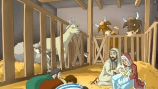 Povestea nasterii lui Iisus.