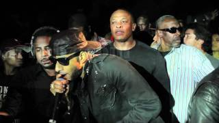 Dr. Dre & Swizz Beatz @ Colony Nightclub
