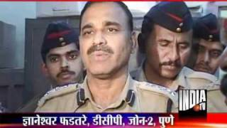 Army Jawans In Pune Beat Up Policemen, Ransack Police Station Over Traffic Challan