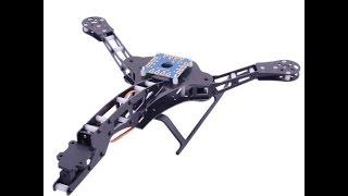 getlinkyoutube.com-Tricopter Build Part 1 HJ-Y3 OpenPilot CC3D FlySky FS-T6