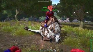 getlinkyoutube.com-Pipe Job - ARK Survival Evolved S3E03