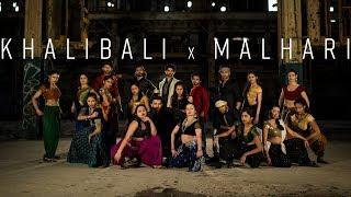 Khalibali x Malhari (4K HQ) | Exodus Artistry | Ranveer Singh | Dance | Padmaavat