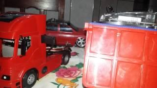 getlinkyoutube.com-Como montar uma mini carreta treme treme