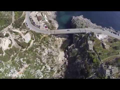 Ponte Ciolo visto con gli occhi di un Gabbiano - drone