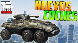 getlinkyoutube.com-4 NUEVOS COCHES! SUPER GT, FEROCI, TAMPA y ARMY (Rumor) - Gameplay GTA V Online PS4