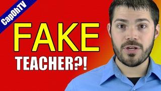Being a Teacher || Why I'm a Fake Teacher!