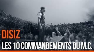Les 10 commandements du MC