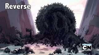 Amethyst's Reverse Dialog | An Indirect Kiss | Steven Universe