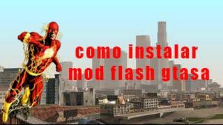 getlinkyoutube.com-Como instalar Mod Flash no GTA sa