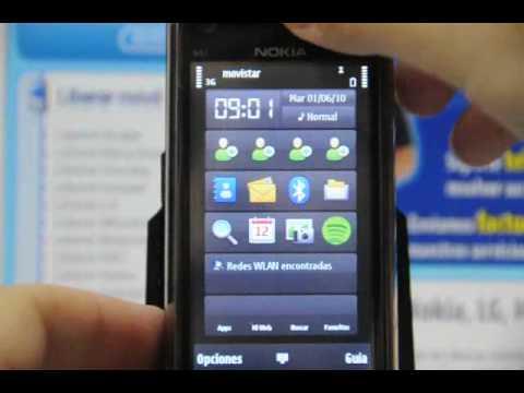 Liberar Nokia N97 mini por cable en Movical.Net