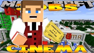 getlinkyoutube.com-Minecraft - Little Donny Adventures - CINEMA JOB FOR THE DAY