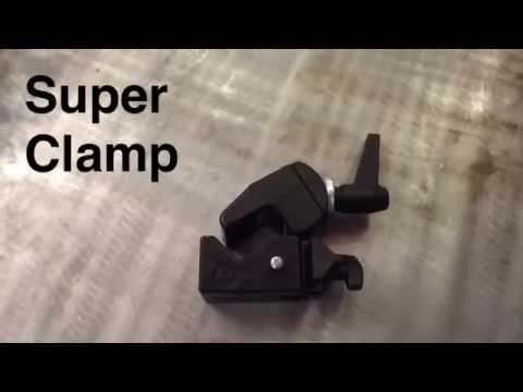 سناب فوتوغرافي : قطعة مفيدة للاستديو super clamp