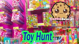 getlinkyoutube.com-Toy Hunt Cookieswirlc Shopkins Season 2 3 My Little Pony MLP LPS Barbie Doll Disney Frozen Minecraft