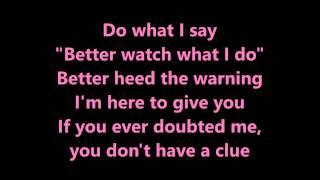 getlinkyoutube.com-Dolph Ziggler Theme Song Lyrics 1080p