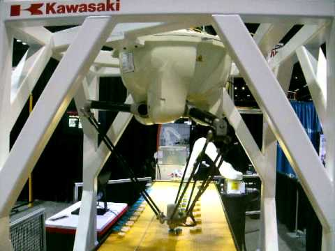 Kawasaki Robotics Delta Robot (YF03)