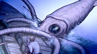 Giant Squid - Animal X