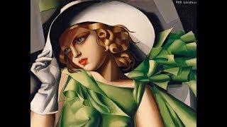 getlinkyoutube.com-✿ ♡ ✿ Tamara de Lempicka (1898-1980) Polish painter