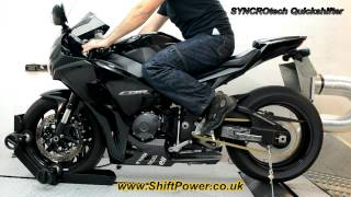 getlinkyoutube.com-SYNCROtech Quickshifter, CBR1000RR on Dyno, ultrafast and smooth