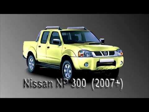 Кенгурятник для NISSAN NP 300 - Skystar