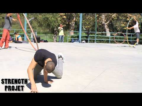 Como Hacer Crickets Breakdancing Tutorial Aprender bboy break dance