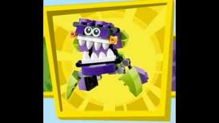 getlinkyoutube.com-Mixels series 6 lego murps