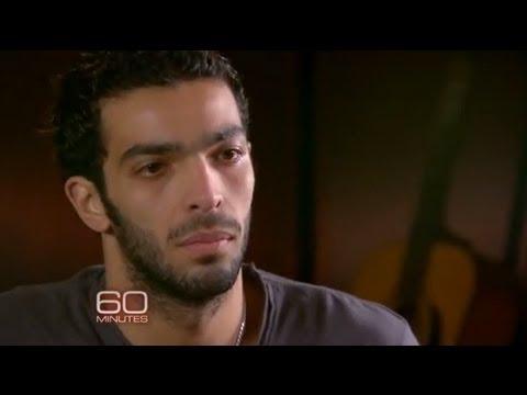 Ramy Essam at 60 Minutes - CBS News تعذيب رامى عصام 9 مارس