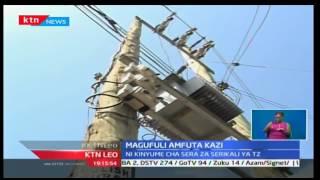 KTN Leo: Rais Pombe Magufuli amutimua kazini mkurugenzi wa shirika la umeme
