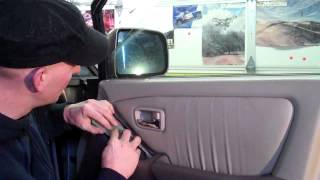 How to fix your Toyota Lexus Window Switch Problem