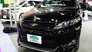 getlinkyoutube.com-New Toyota Harrier by AMG Auto