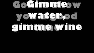 AC/DC - Sink the Pink (lyrics)